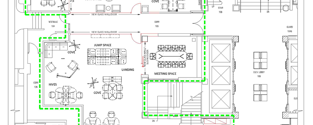 Keys to Space Planning Like a Pro