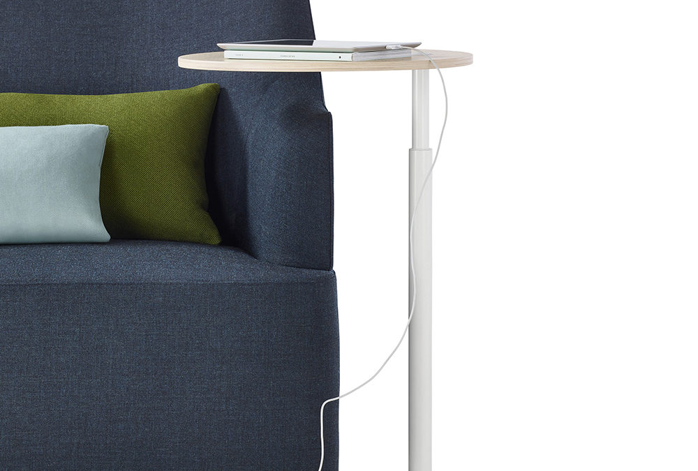 Furniture Designers Increase Connectivity with Tech Friendly Solutions