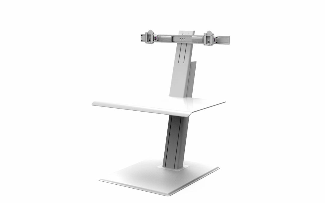 Design Solution: Humanscale's QuickStand Eco