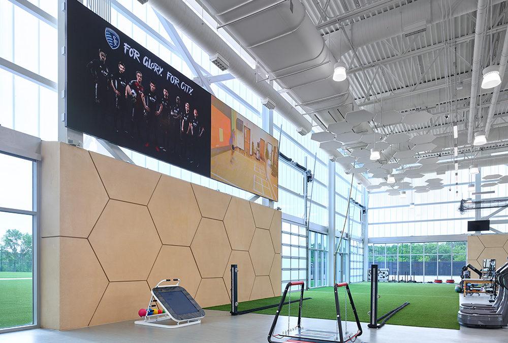 Sporting KC National Soccer Training Center Project Spotlight
