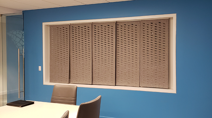 acoustic panels american century investments