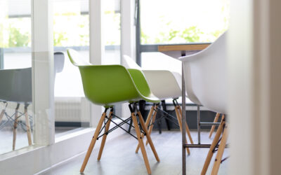 Strategies for Adding Color to Commercial Spaces