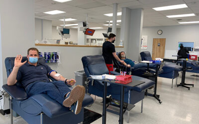 FSI Team Donates Blood