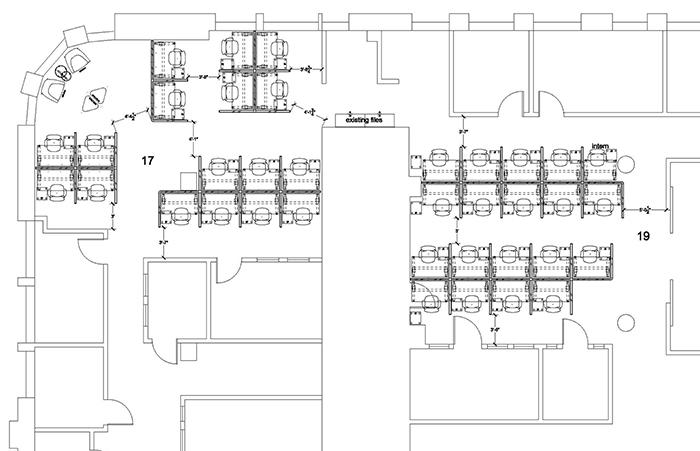 design advocates furniture planning