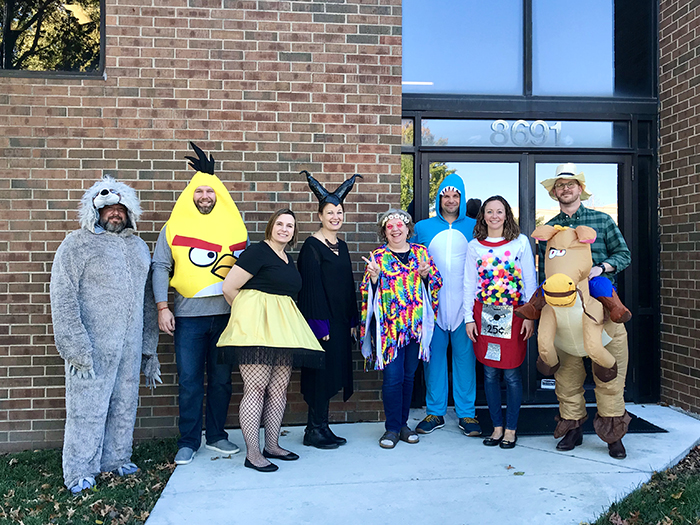 FSI's First Annual Halloween Party