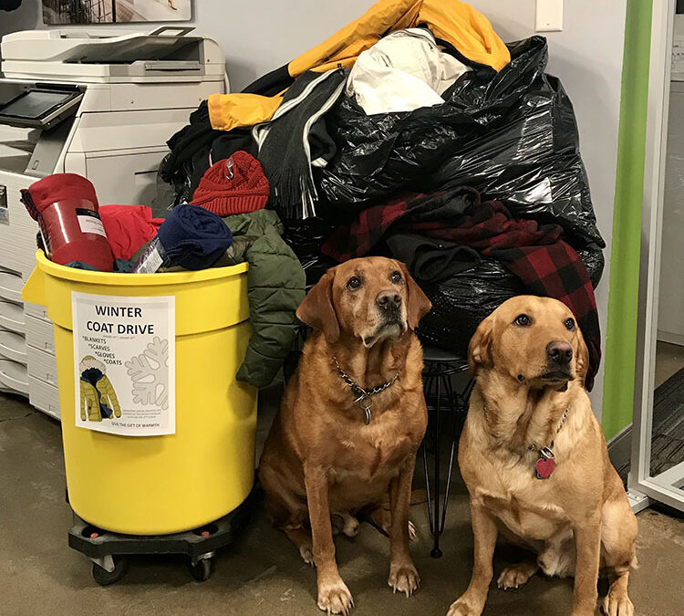 FSI Supports Low-Income Johnson County Residents with Coat Drive